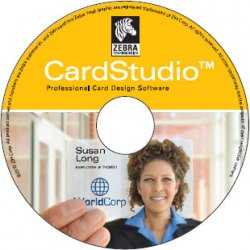 Software para empresas Zebra Card Studio